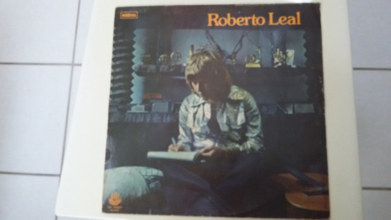 Disco De Vinil Do Roberto Leal