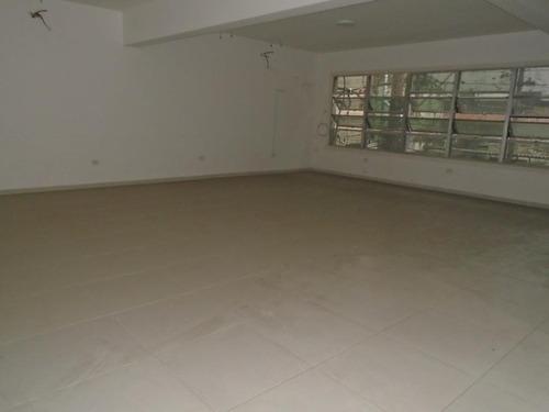 Sala Comercial Para Alugar, 65 M² Por R$ 1.500/mês - Centro - Santos/sp - Sa0115