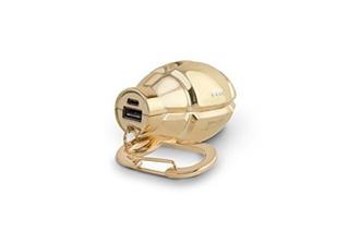Buqu Nade Usb Power Bank Gold
