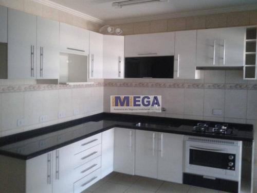Casa Com 3 Dormitórios À Venda, 144 M² Por R$ 384.990 - Serra Azul - Paulínia/sp - Ca2374