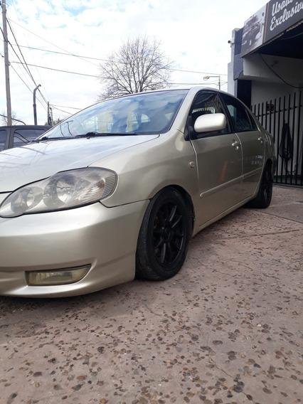 Toyota Corolla 2.0 Tdi 2003* Suspensiones/cred Leds*......