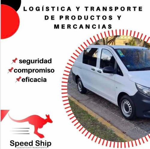Imagen 1 de 5 de  Logística Y Transporte De Productos Y Mercancias