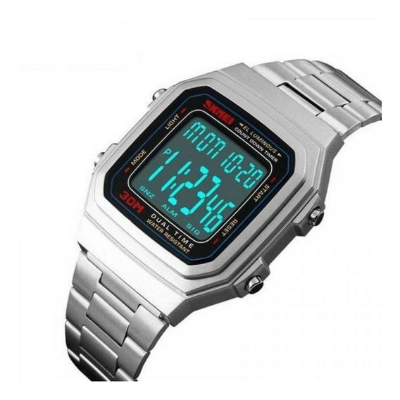 Relógio Feminino Skmei Digital 1337 Prova D