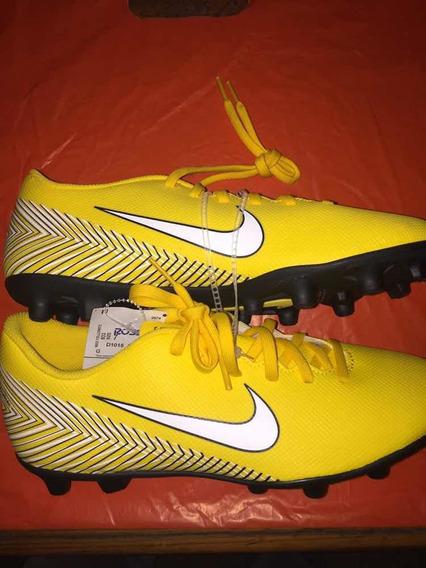 Zapatos Nike Para Fútbol Modelo Neimar 7,8,10 B 50000