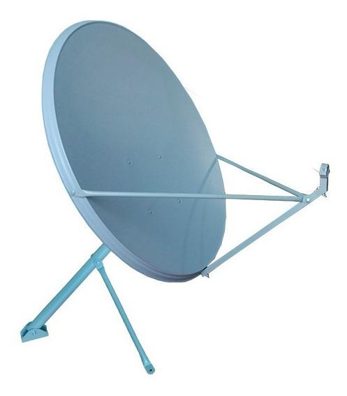 Antena De Chapa Ku 90 Cm