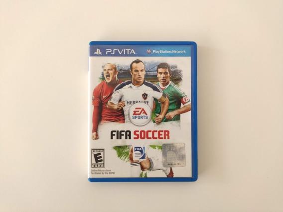 Fifa Soccer Ps Vita Psvita Mídia Física Completo
