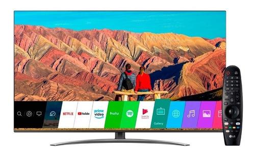 Imagem 1 de 4 de Smart Tv 65'' Led 4k Uhd LG 65sm8100 Bivolt