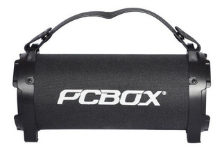 Parlante Bluetooth Pcbox Sp202 Ice Usb Sd Fm