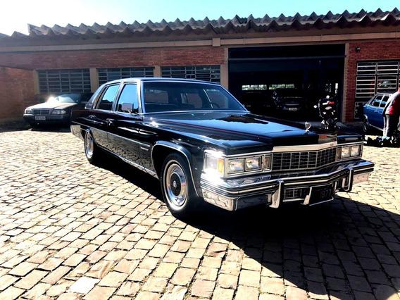 Cadillac Fleetwood Brougham 1977 - Michielon Multimarcas