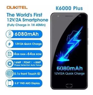Celular Oukitel 4gb Ram 64gb Procesador 8 Nucleos Full Hd+
