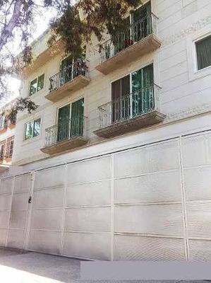 Renta Departamento Polanco Centrico $27,500.00 Con Balcón