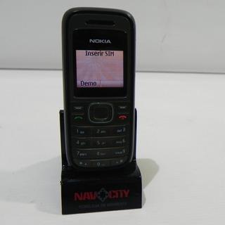 Nokia 1208 C/ Carinhas Desbloqueado Otimo Sinal - Usado 2