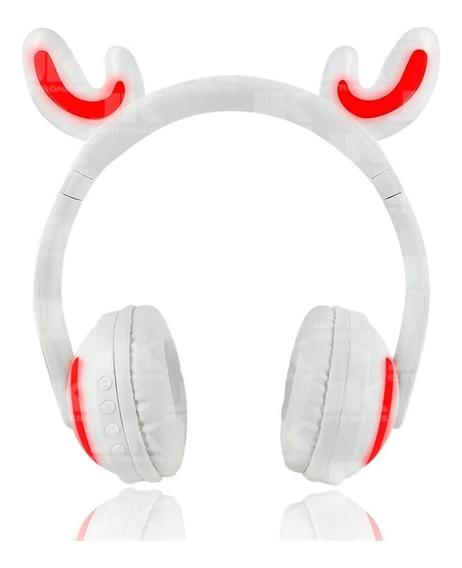 Fone De Ouvido Bluetooth Baby Rena Branco