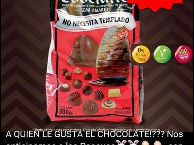 Chocolate Para Huevos De Pascuas Premium