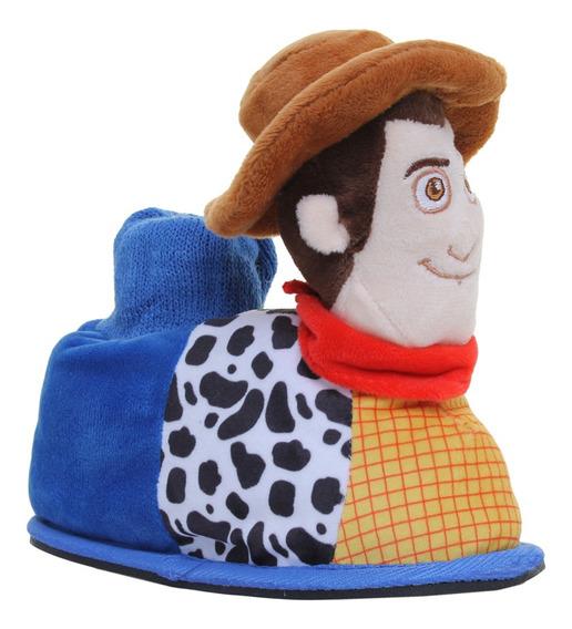 Pantuflas Addnice Moda Woody Niño Fr/bl