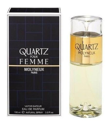 Perfume Quartz Molyneux Feminino 100ml Original