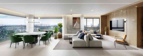 Imagem 1 de 19 de Apartamento 3 Suítes Com 2 Vagas De Carro -  Campo Belo - 035