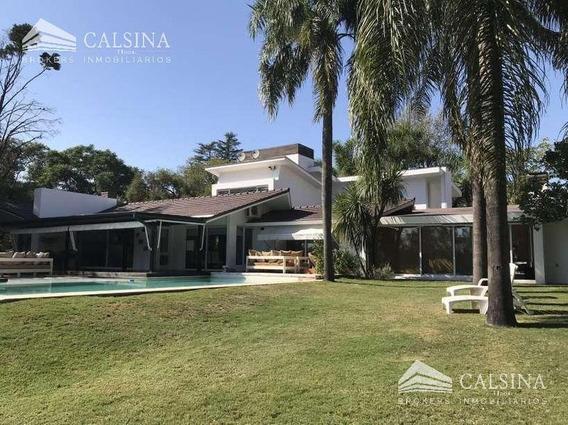 Casa En Venta Villa Allende Golf/ Frente Al Golf