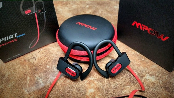 Fone Bluetooth Mpow Ipx7 Chama À Prova D