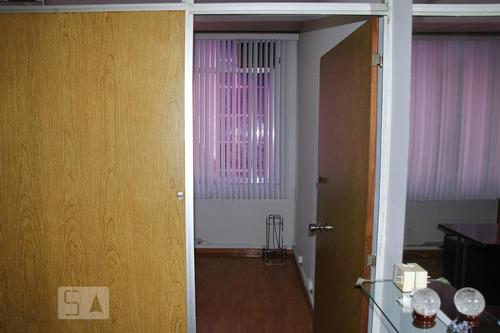 Apartamento À Venda - Centro, 1 Quarto,  30 - S893123962