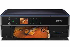 Epson Multifuncional Wi-fi Impressora 6 Cores Com Tela Lcd