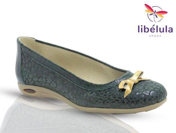 Chatita Cuero Visón Libélula Shoes 447