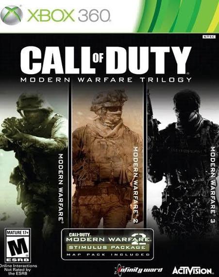 Call Of Duty Modern Warfare 2 3 4 Licença Digital