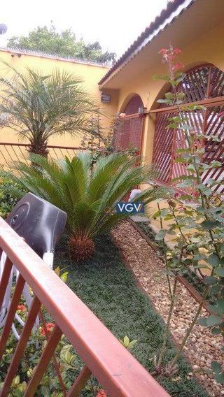 Casa Residencial À Venda, Vila Do Encontro, São Paulo - Ca0144. - Ca0144