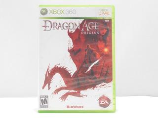 Dragon Age: Origins - Xbox 360 ¡fisico-usado!