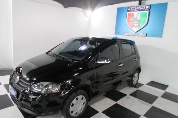 Volkswagen Fox 2009 Trend 8v Flex 4p