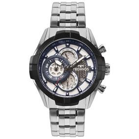 Relógio Technos Masculino Social Cronógrafo Js15ev1p