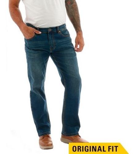 Pantalones Cat Para Hombre - 2810152-12269-34