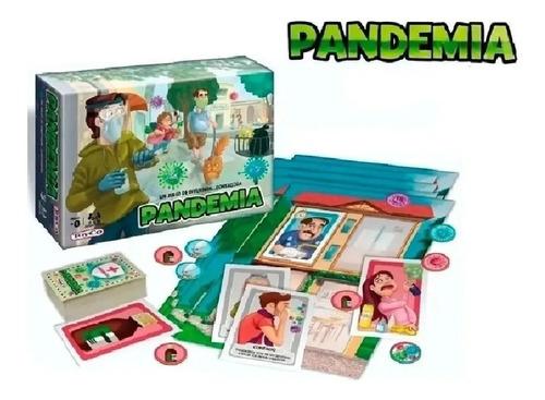 Pandemia Juego De Mesa Original Toyco
