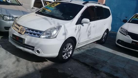 Nissan Grand Livina 2013 1.8 Sl Flex Aut. 5p 7 Lug