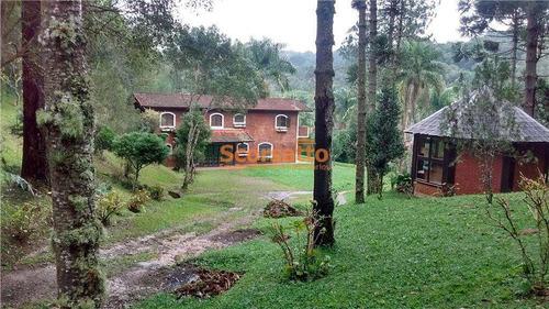 Chácara Com 5 Dorms, Potuverá, Itapecerica Da Serra - R$ 2.5 Mi, Cod: 1548 - V1548