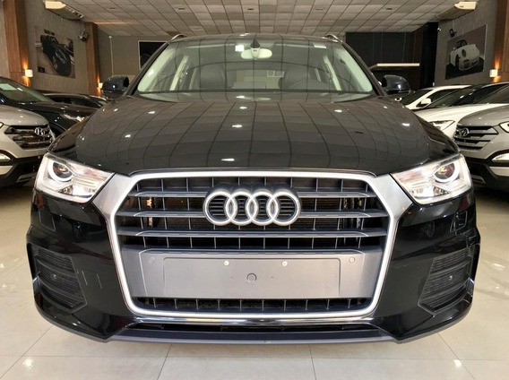 Audi Q3 1.4 Tfsi Ambiente C/ Teto Solar. Preto 2015/16