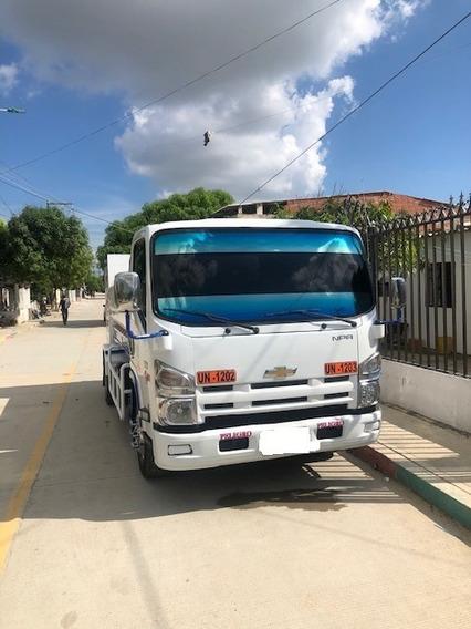 Carro Tanque Chevrolet Npr