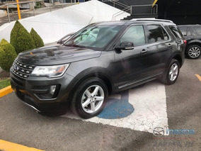 Ford Explorer 3.5 Xlt At 2016