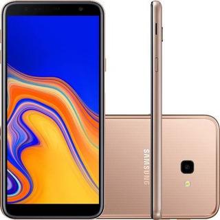 Celular Samsung Galaxy J4 Plus Cobre 32gb 2gb Ram Vitrine