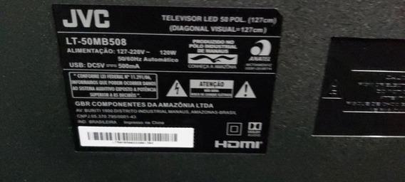 Smart Tv Jvc 50 . Somente Peças