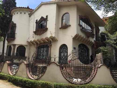 Casa En Renta, Polanco,ciudad De México
