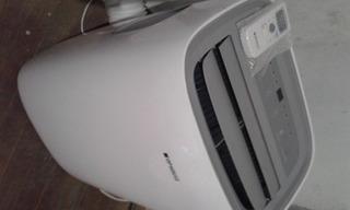 Aire Acondicionado Portatil Frio Calor Como Nuevo Con Contro