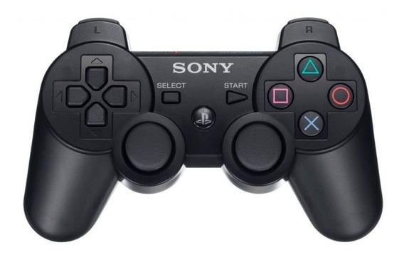 Controle Sem Fio Sony - Ps3 - Usado