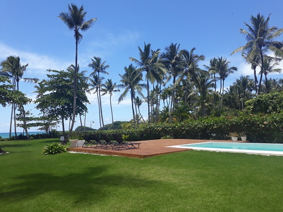 En Venta Villa Frente Al Mar En Playa Bonita Las Terrenas