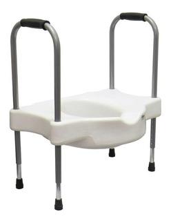 Elevador Assento Vaso Sanitário Alça Regulável Sit 5 Carci