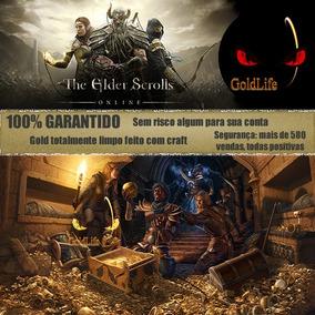 The Elder Scrolls Online Gold Pc Na 1kk (1 Milhão) Eso Gold