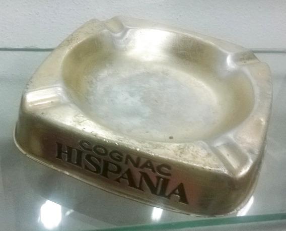 Antiguo Cenicero Coleccionable Propaganda Cognac Hispania