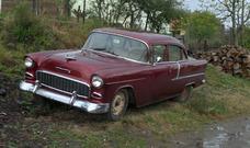 Chevrolet/gm Bel Air Belair 4 Portas Nao Ford Nem Plymouth