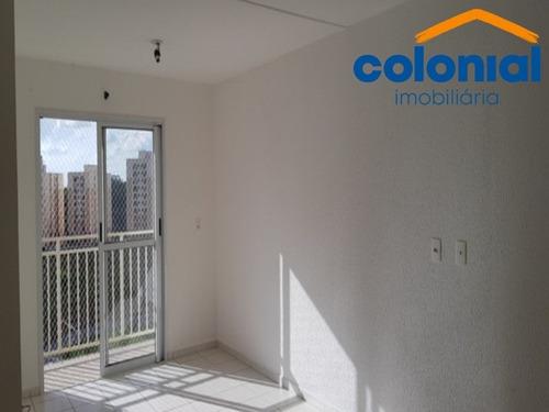 Imagem 1 de 15 de Apartamento 2 Quartos Jardim Conquista Jardim Tamoio/jundiaí - Ap01342 - 69352386