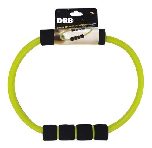 Banda Elástica Drb Multifuerza Circular Fitness Funcional
